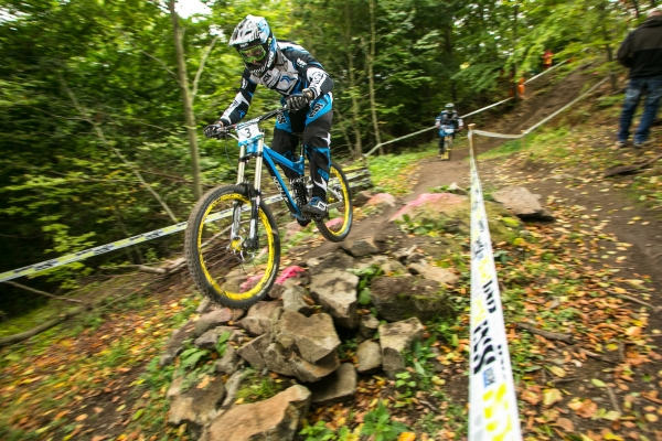 iXS German Downhill Cup 2013 Thale.  Foto: Thomas Dietze