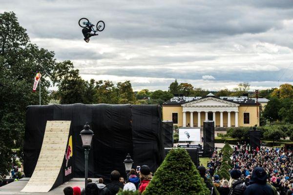 Martin Söderström Invitational 2013.  Foto: Daniel Rönnbäck/Red BullContent Pool