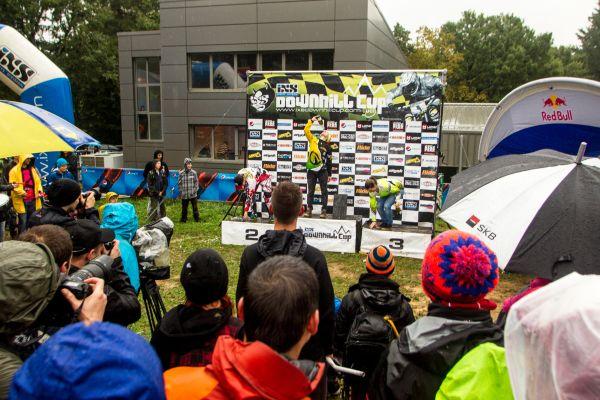IXS European Downhill Cup Maribor 2013.  Foto: Thomas Dietze