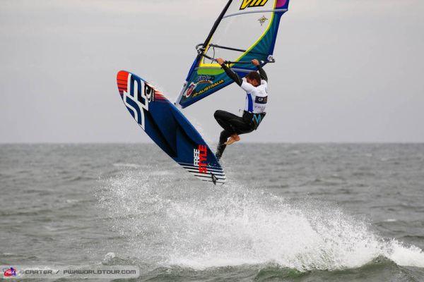 PWA Windsurf World Cup Sylt 2013.  Foto: Carter/pwaworldtour.com