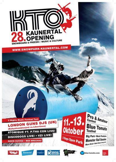 Kaunertal Opening 2013.  Foto: Veranstalter