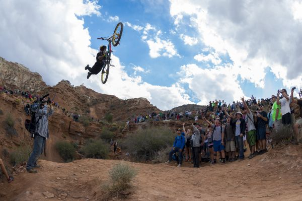 Red Bull Rampage 2013.  Foto: Ian Hylands/Red Bull Content Pool