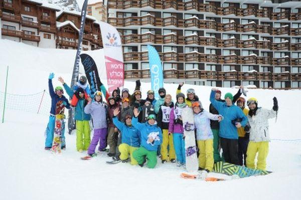 Ski & Boarderweek 2013.  Foto: Daniel Hübler