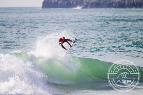 Rip Curl Pro Portugal 2013.  Foto: ASP/Kirstin