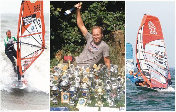 Helge Wilkens: Sieger des Rollei Windsurf Cup 2013.  Fotos: Choppy Water/Stevie Bootz