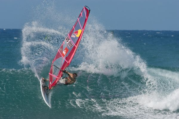 Robby Nash auf Hawaii.  Foto: Tracy Kraft Leboe/Red Bull Content Pool