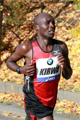 Frankfurt Marathon 2012.  Foto: Veranstalter/ BMW Frankfurt Marathon