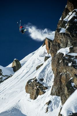 Swatch Freeride World Tour 2014 by The North Face.  Foto: freerideworldtour.com/ D. Daher