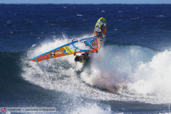 Windsurf World Cup Hawaii 2013.  Foto: Carter/pwaworldtour.com