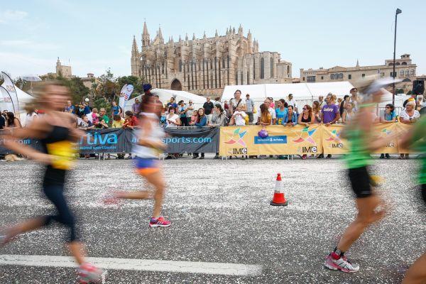 Mallorca Marathon 2013.  Foto: © TUI Marathon Palma de Mallorca – Ralf Graner
