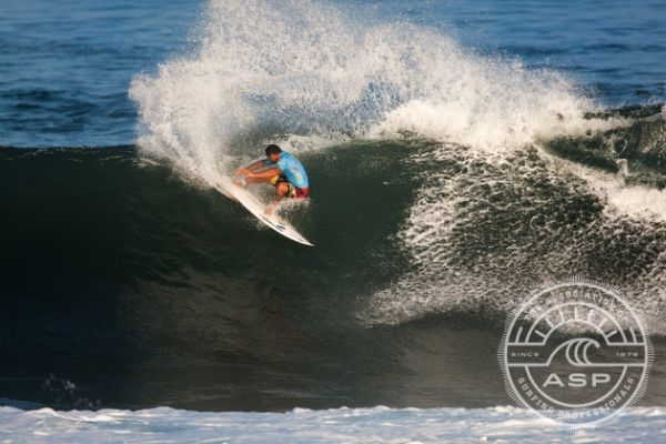 Rückblick: Vans Triple Crown of Surfing 2012.  Foto: ASP/Cestari