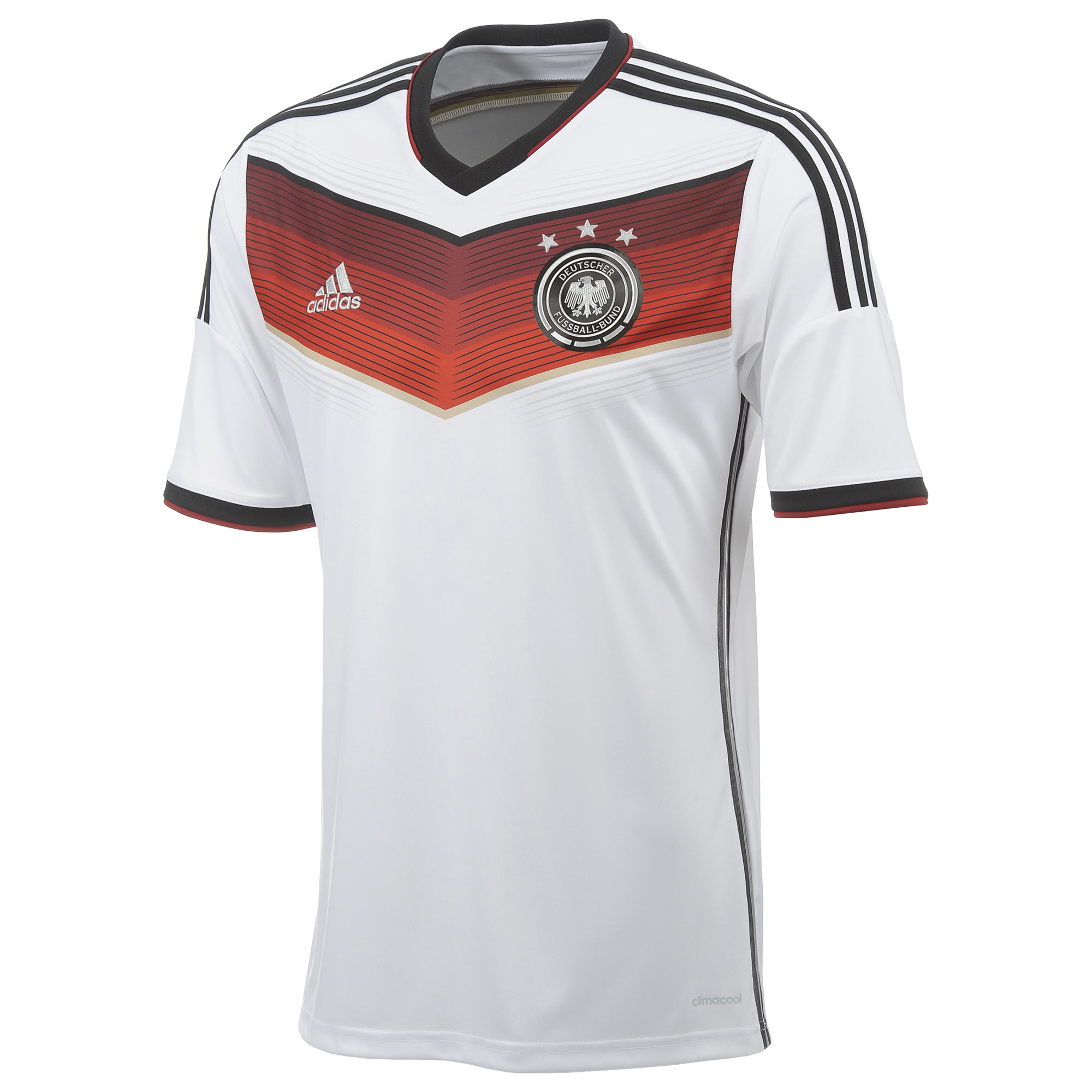 Das DFB Trikot 2014.  Foto: Adidas.de