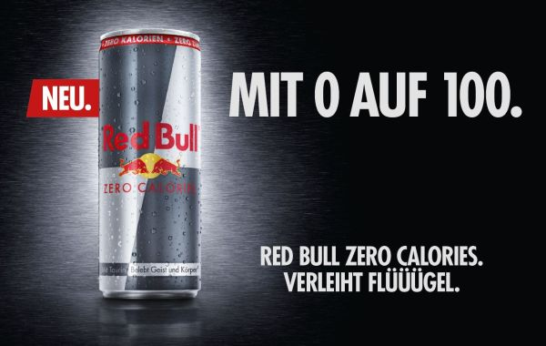 Red Bull Leading Energy Drink