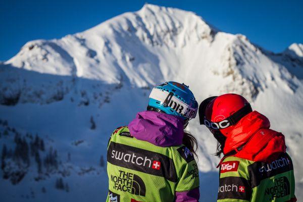 Big Mountain Fieberbrunn Kitzbüheler Alpen 2014.  Foto: www.freerideworldtour.com/ T. Haller