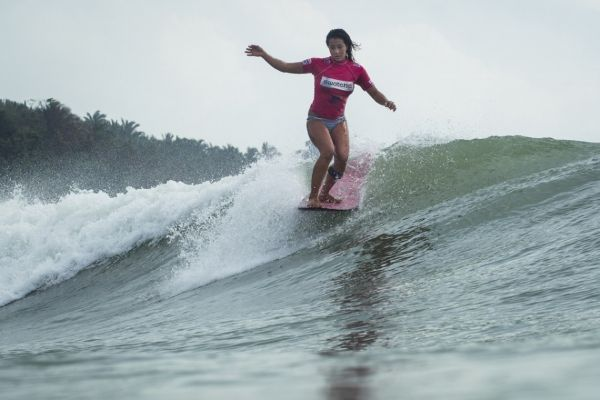 Swatch Girls Pro China 2013.  Foto: Veranstalter