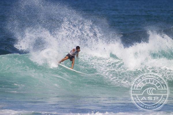 Reef Hawaiian Pro 2013.  Foto: ASP/Kirstin