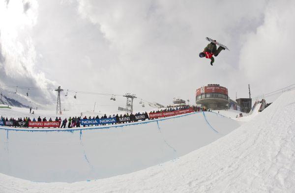 Burton European Open 2013.  Foto: Marcel Laemmerhirt