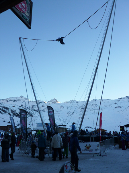 Ski & Boarderweek Val Thorens 2013.  Foto: Ji-Lip Lee