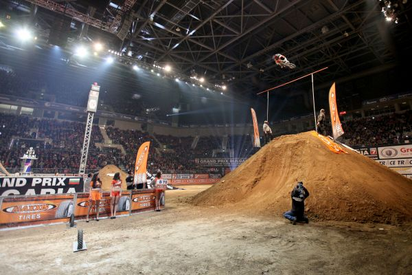 Night of the Jumps 2013.  Foto: Oliver Franke / NOTJ.de