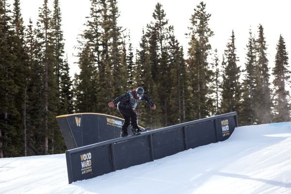 FIS Snowboard World Cup 2014.  Foto: Sarah Brunson