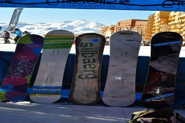 Ski & Boarderweek 2013.  Foto: Kathrin Bogotz