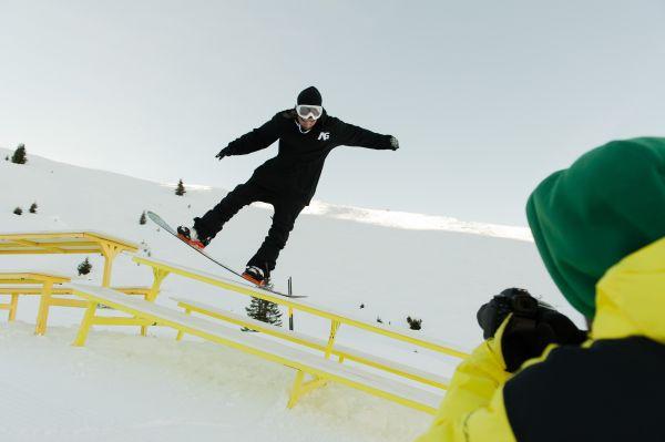 Ein Tag im Leben eines Snowparks.  Foto: Tom Beyr/QParks