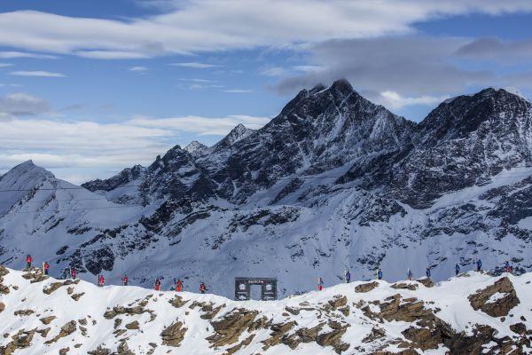 Swatch Skiers Cup Zermatt 2014: Day 1.  Foto: Jeremy Bernard