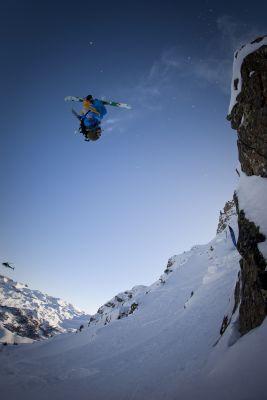 Red Bull Line Catcher: Die besten Bilder der letzten Jahre.  Foto: Dom Daher/Red Bull Content Pool