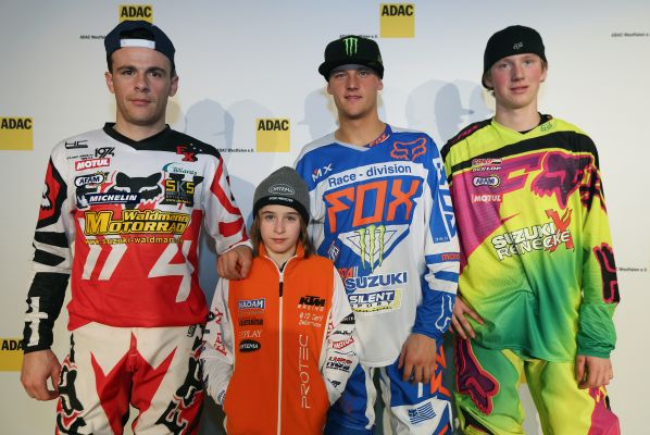 ADAC Supercross Dortmund 2014.  Foto: Jan Brucke