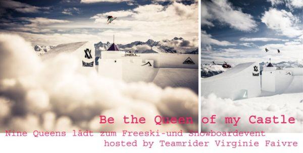 Nine Queens 2014.  Foto: Veranstalter