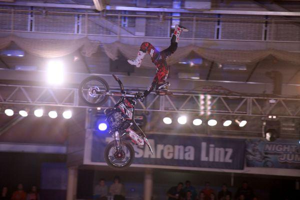 Night of the Jumps Linz 2014.  Foto: Oliver Franke/NOTJ.de