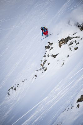 Swatch Freeride World Tour 2014 by The North Face: Showdown in Courmayeur.  Foto: DCARLIER/freerideworldtour.com