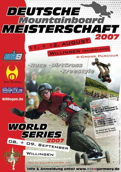 Deutsche Mountainboard Meisterschaft
