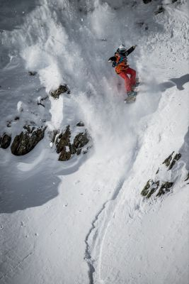 Swatch Freeride World Tour 2014 by The North Face: Entscheidung an der Quellspitze.  Foto: Freerideworldtour.com/DCARLIER