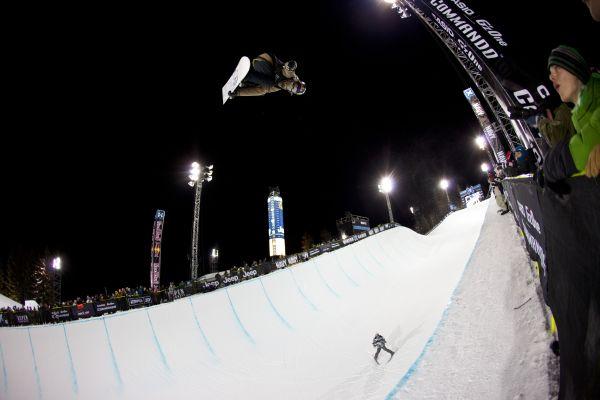 Iouri Podladtchikov.  Foto: Christian Pondella/Red Bull Content Pool