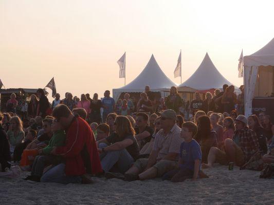 Bandfestival Fehmarn.  Foto: Veranstalter