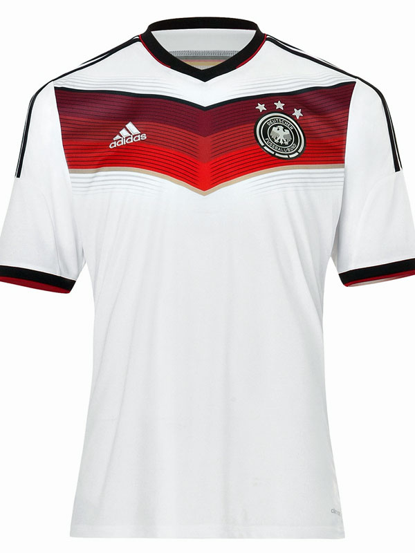 WM Trikot 2014.  Foto: Adidas, DFB