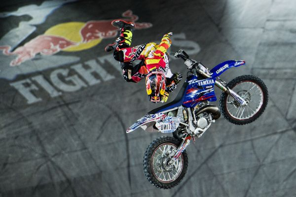 Red Bull X-Fighters 2014: Qualifying in Mexico City.  Foto: Joerg Mitter/Red Bull Content Pool