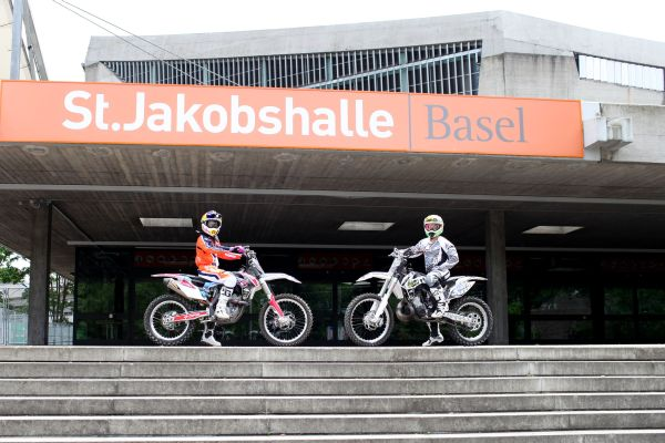 Die St. Jaboshalle in Basel.  Foto: Oliver Franke/NOTJ.de