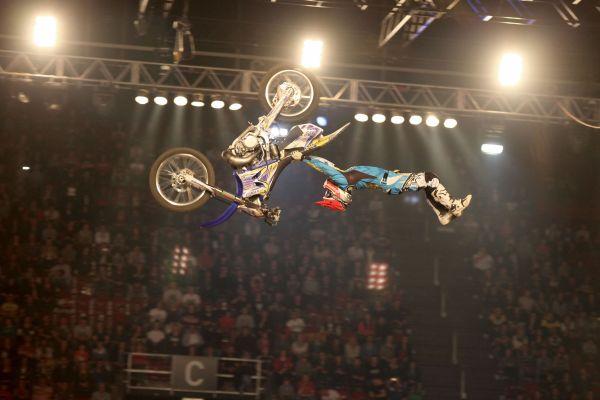 Night of the Jumps Basel 2014.  Foto: Oliver Franke / NOTJ.de