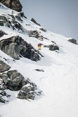 Swatch Freeride World Tour by The North Face 2014: XTreme Verbier.  Foto: Freeridworldtour.com/DCARLIERFoto: Freeridworldtour.com/DCARLIER