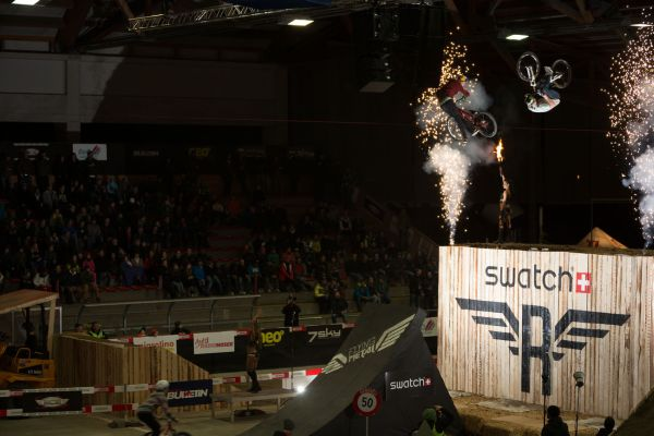 Swatch Rocket Air 2014.  Foto: spitznagel.ch