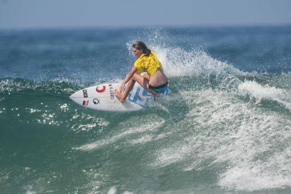 Junioren Surf WM 2014.  Foto: Veranstalter
