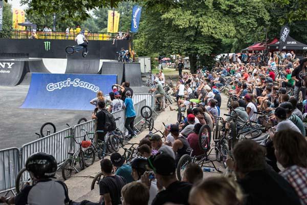 BMX World 2014.  Foto: Kay Clauberg