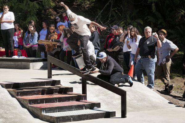 Ryan Sheckler rockt den Skatepark.  Foto: Aaron Rosogin/Red Bull Content Pool