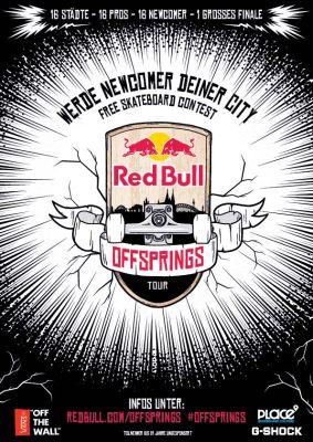 Red Bull Offsprings 2014.  Foto: Red Bull