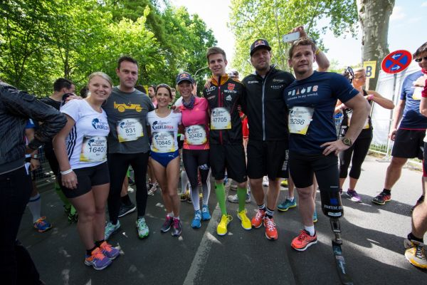 Wings for Life World Run Darmstadt 2014.  Foto: Lars Schneider/Red Bull Content Pool