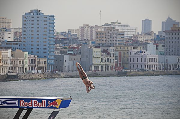 Red Bull Cliff Diving World Series Kuba 2014.  Foto: Foto: Camilo Rozo/Red Bull Content Pool
