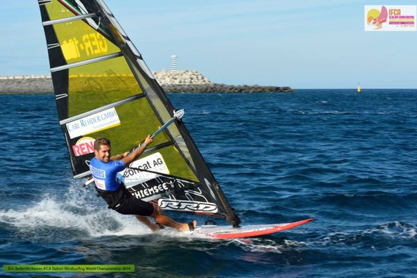 Vincent Langer auf den Azoren 2014.  Foto: Veranstalter