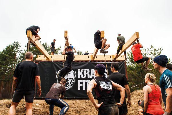 KrassFit Challenge Berlin 2014. Foto: Veranstalter